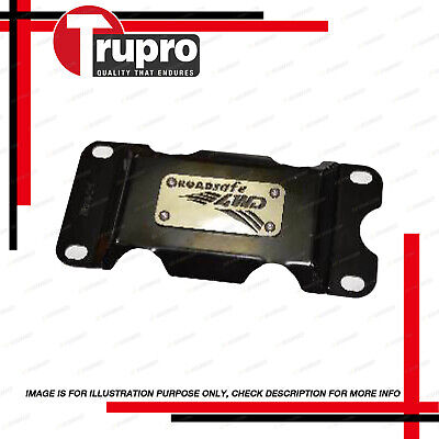 Trupro Fuel Pump Guard To Suit HOLDEN Commercial Colorado RG 2WD 2012-on