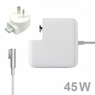 "45W Power Supply Adapter Charger for Apple MacBook Air 11"" 13"" A1374 Mac AU Plug"