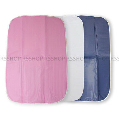 Baby Travel Changing Mat Portable Wipe Clean Waterproof Foldable Mat
