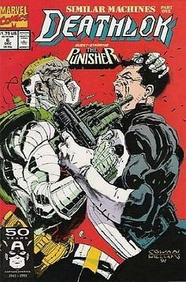 Deathlok (Vol 1) #   6 Near Mint (NM) Marvel Comics MODERN AGE