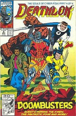 Deathlok (Vol 1) #   5 Near Mint (NM) Marvel Comics MODERN AGE