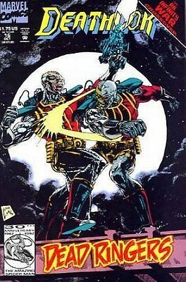 Deathlok (Vol 1) #  16 Near Mint (NM) Marvel Comics MODERN AGE