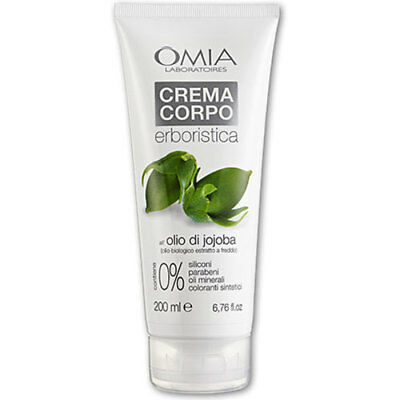 Omia Crema Corpo All'olio Di Jojoba 200 Ml