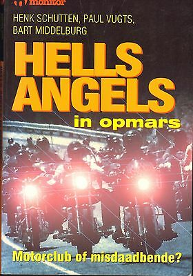 Biker Book  HELLS ANGELS in opmars