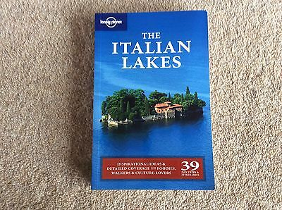 Lonely Planet the Italian Lakes by Damien Simonis Paperback Book (English)