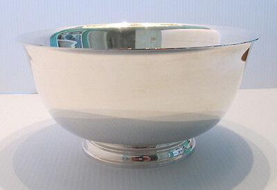TIFFANY & CO. Paul Revere Reproduction Bowl ~ Sterling Silver ~ #23618