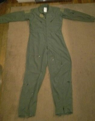 MEN'S COVERALLS AIR FORCE Welding MILITARY WORK Suit 42 Long