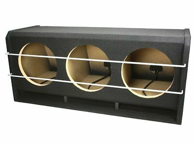 """Hollywood HETP 10 Bass cabinet,Empty casing for 3x 10""""/25 cm Subwoofer"""