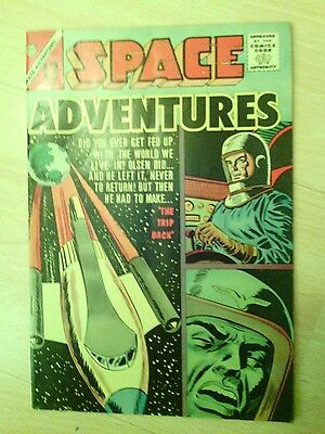 space adventures vol 3 No 50 1968 by charlton comics group