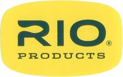 Rio Products Fly Fishing Rio Logo Decal Sticker