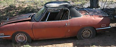 Fiat 1971 Great For Parts Or Restore