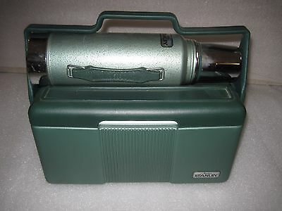 HTF Stanley Lunchbox Cooler Thermos Work Insulated 1 Qt Bottle Combo Aladdin 88