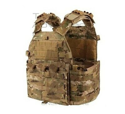 Eagle Industries MMAC Multi-Mission MOLLE Armor Plate Carrier X-LARGE - multicam