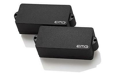 EMG-P 4 String Bass Active Pickup~Black~Wiring Kit Included~USA~NOS-Brand New
