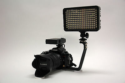 Pro XB-2 LED EOS HD video light for Canon 77D T7i M6 mirrorless camera