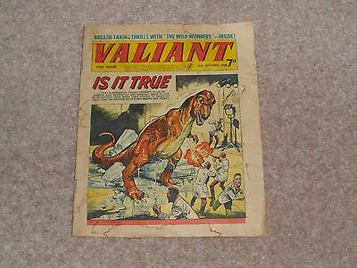 Valiant Comic 16th November 1968