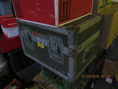 ANVIL SHIPPING CRATE 21x15x14 Vintage Heavy Duty Case