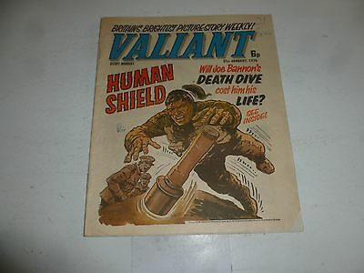 VALIANT Comic - Date 31/01/1976 - IPC UK Comic