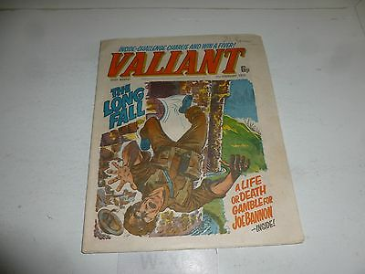 VALIANT Comic - Date 21/02/1976 - IPC UK Comic