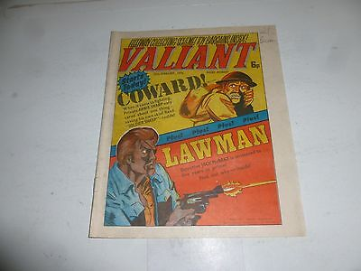 VALIANT Comic - Date 28/02/1976 - IPC UK Comic