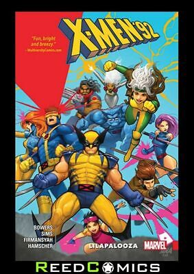 X-MEN 92 VOLUME 2 LILAPALOOZA GRAPHIC NOVEL New Paperback Collects (2016) #6-10
