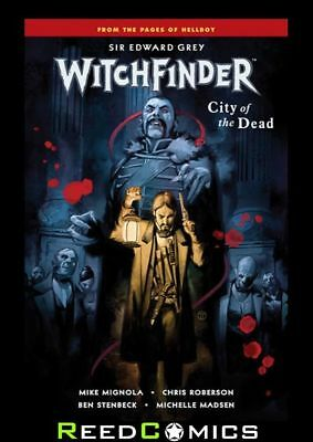 WITCHFINDER VOLUME 4 CITY OF THE DEAD GRAPHIC NOVEL New Paperback