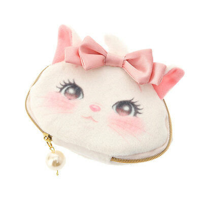 Japan Disney Store Lovely Marie Cat Jewelry Pouch