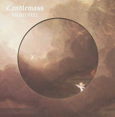 Candlemass - Nightfall (2017)  Vinyl Picture Disc LP  NEW  SPEEDYPOST