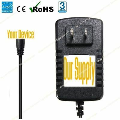 6V 2A AC-DC adapter Power Supply for Nordic Track Cross Trainer  CA