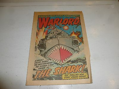 WARLORD Comic - Issue 248 - Date 23/06/1979 - UK Paper Comic