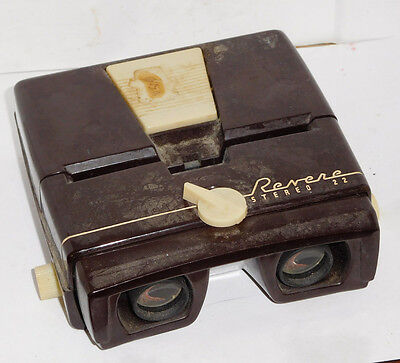 Revere Stereo Viewer