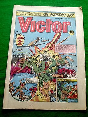 Kings African Rifles Take Japs Hill 3069 In Burma  Ww2 Cover Story Victor 1984