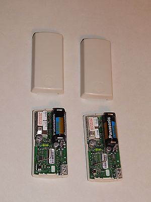 BLOW OUT SALE Lot of 2 Inovonics FA210 Wireless Alarm Transmitter(s)