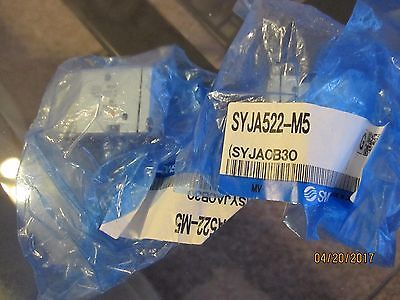 Smc Syja522-M5 New In Original Packaging Free Shipping