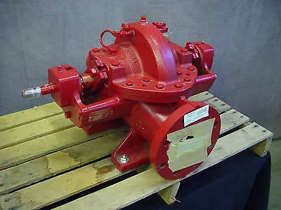 Pentair / Fairbanks Morse Split Case Centrifugal Fire Pressure Booster Pump 2""
