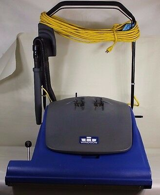 "Windsor Wave 28"" Wide Area Dry Carpet Sweeper Cleaner Commercial Vacuum 71942"