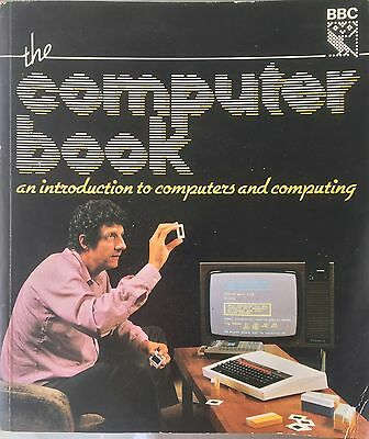 The Computer Book BBC 1982 Introduction to Computers and Computing Vintage Text