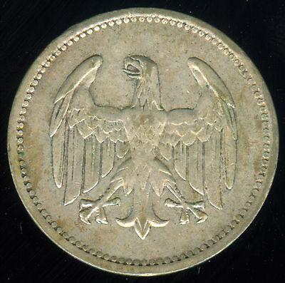1924 A Germany Silver Reichsmark