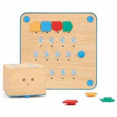 Primo Cubetto Childrens Programmable Robot Playset