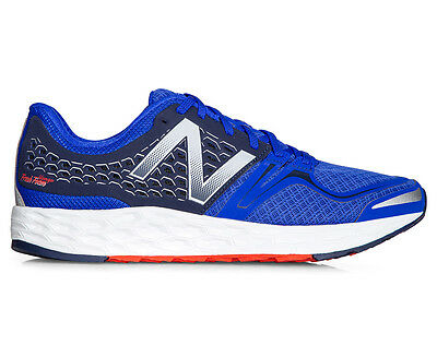 New Balance Men's Fresh Foam Vongo Running Shoe - Blue/Black