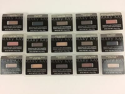 Mary Kay Mineral Eye Color Eye Shadow Select Your Shades New