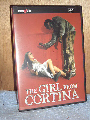 The Girl From Cortina (DVD, 2010)
