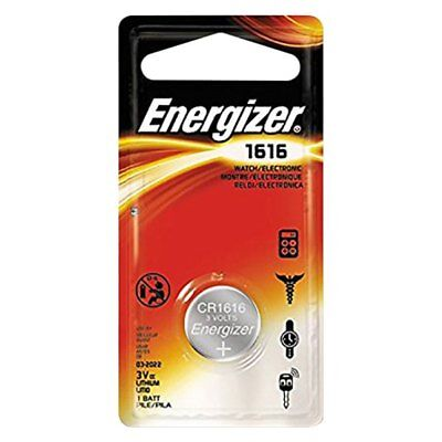 Energizer - CR1616 3V Coin Cell Lithium Battery