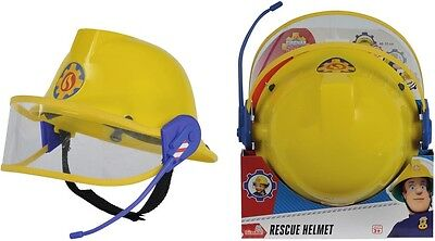 NEW Fireman Sam Helmet with Microphone from Mr Toys Toyworld
