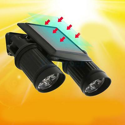 14 LED Solar Power Motion Sensor Spotlight Garden Security Lamp Outdoor light