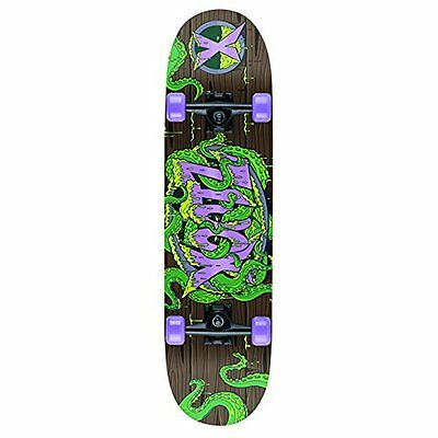 Xootz Tentacles Skateboard (Double Kick)