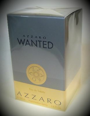 Azzaro Wanted  100 ml Eau de Toilette ( EDT ) Spray