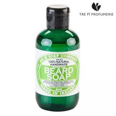 Dr K Soap Company Beard Soap Woodland 100 Ml