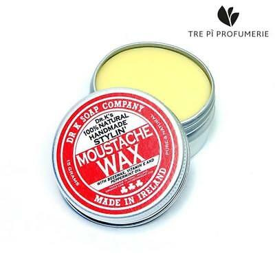 Dr K Soap Moustache Wax Peppermint 15 G