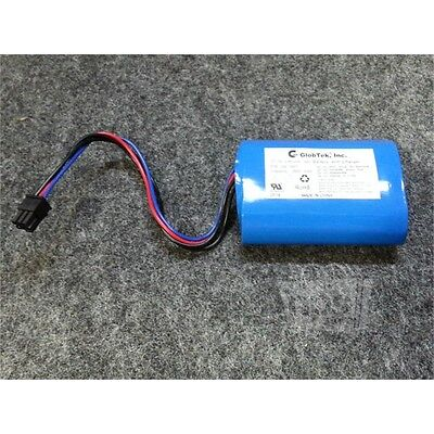 Glob Tek, Inc. 8609015-001 11.1V Lithium Ion Battery and Charger, 2600mAh